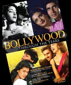 Bollywood Through the Years
