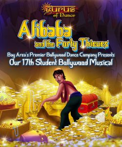 Aladdin and the Forty Thieves