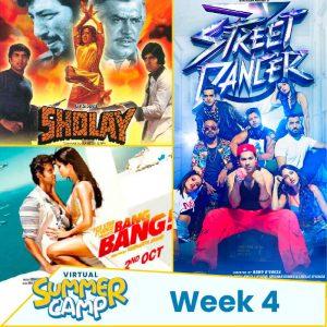Week 4: Bollywood Through The Years