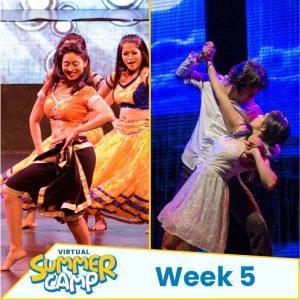 Week 5: Hollywood & Bollywood Fusion